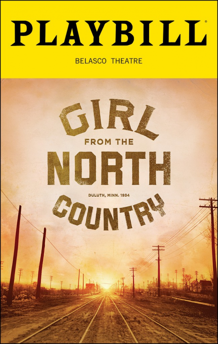 Girl From The North Country at Belasco Theatre