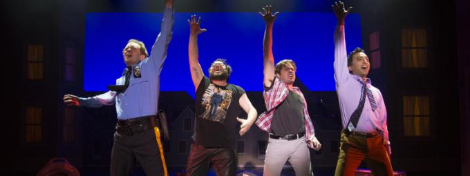 Gettin' The Band Back Together at Belasco Theatre